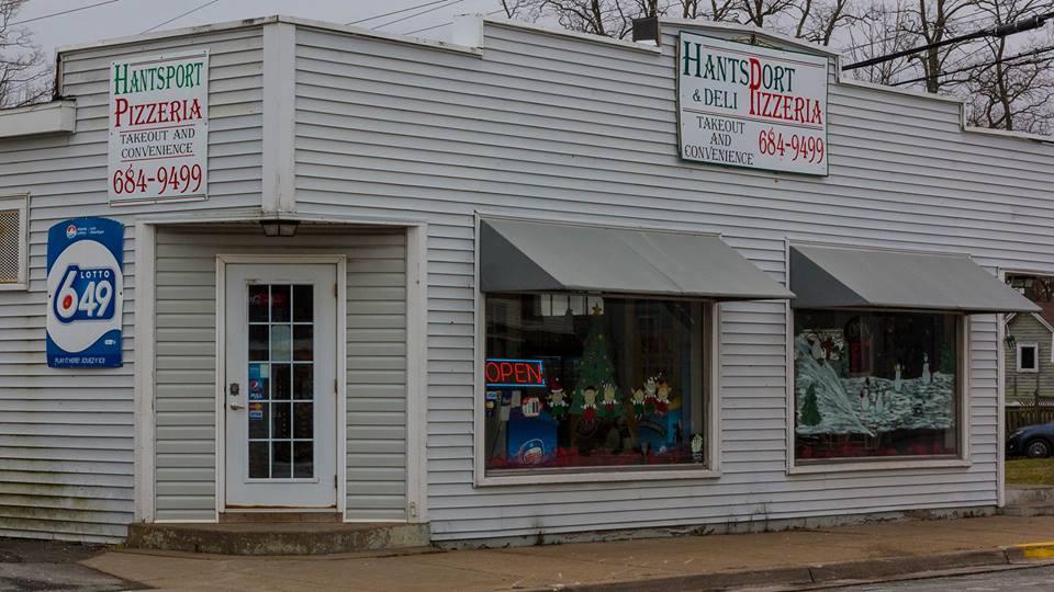 Hantsport Pizza #1