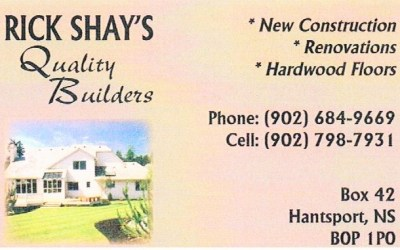 Rick Shay's Quality Builders
