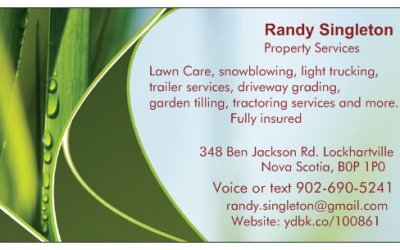 Bronze Sponsor – Randy Singleton Property Management