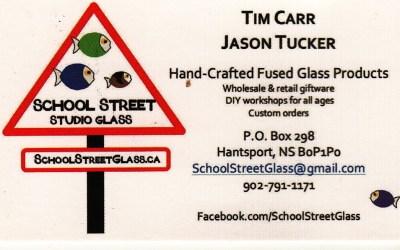Bronze Sponsor – School Street Studio Glass