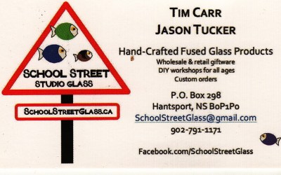 School Street Studio Glass