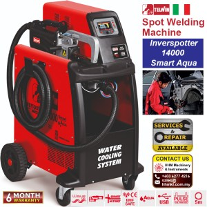 Spot Welding Machine – Inverspotter 14000 Smart Aqua