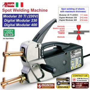 Spot Welding Machine Modular 20 TI