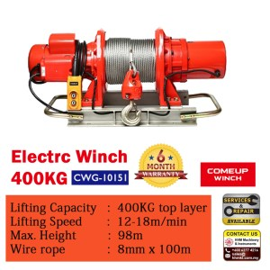 Comeup Electric Winch 400KG CWG-10151