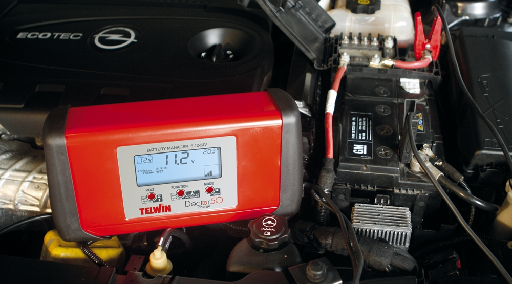 Battery Charger - Doctor Charge 50 5