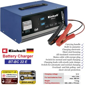 Battery Charger BT-BC 22 E