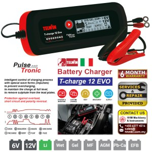 Battery Charger T-charge 12 EVO
