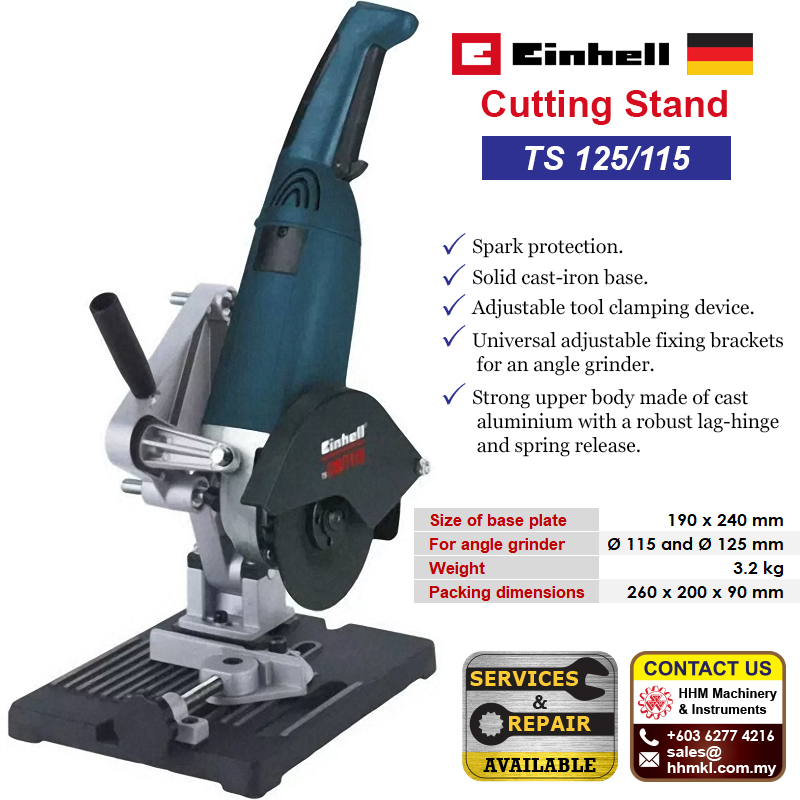 EINHELL Cutting Stand TS 125/115