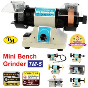 Mini Bench Grinder TM-5