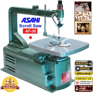 350mm Scroll Saw AF-35
