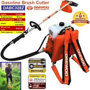 Gasoline Brush Cutter DABC328Z