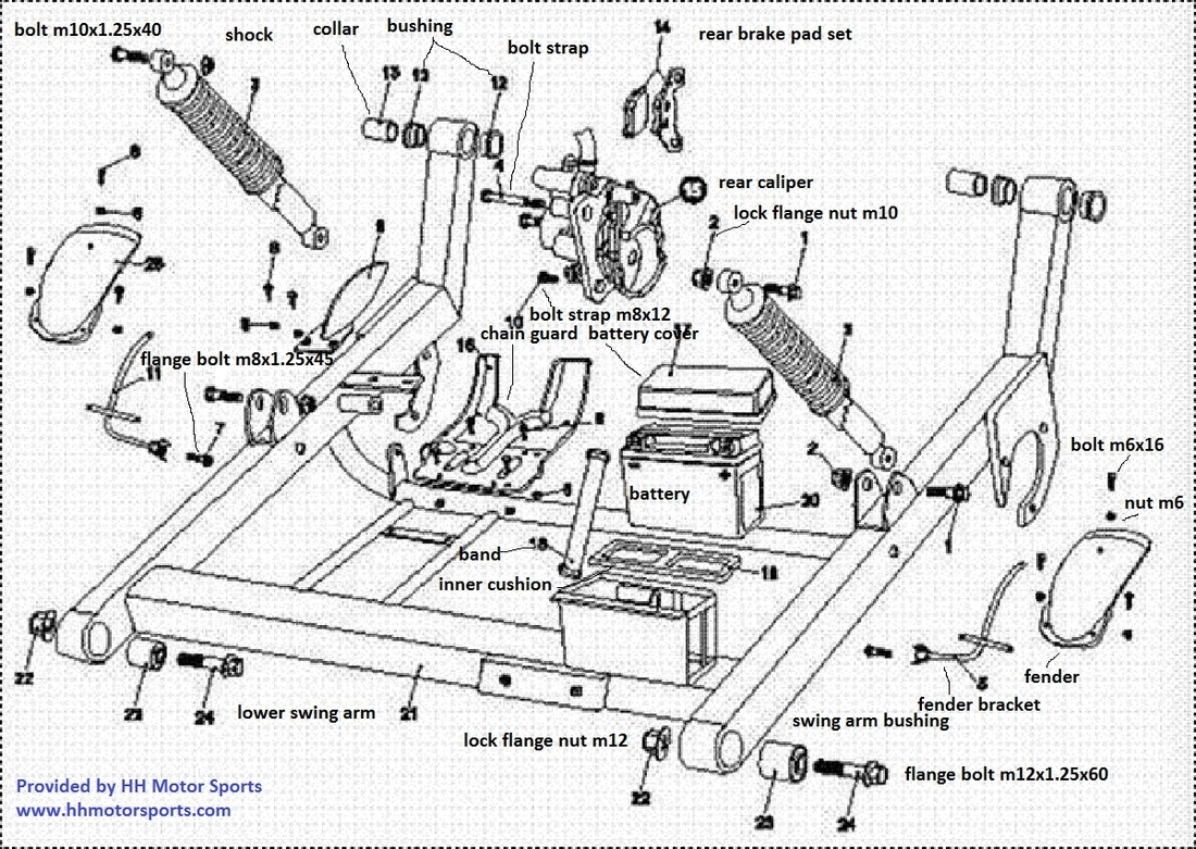 Twister Kart Wiring Diagram For, Twister, Free Engine