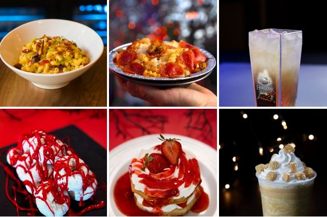 Hollywood Halloween Horror Nights Food 2020 HHN takes on Food & Wine with increased offerings! – HHN Unofficial
