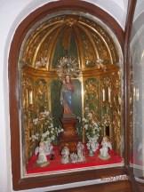 Virgen del Olvido, convento de Almería