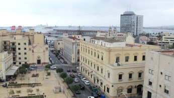 Ayuntamiento y zona centro
