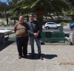 Con José Luis Blasco, Imparcial