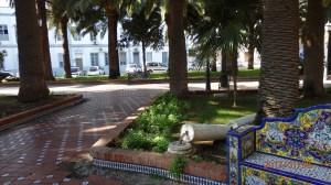 Parque Jerez y Policía Local