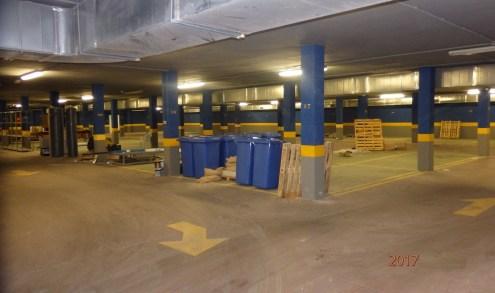 Área de aparcamientos