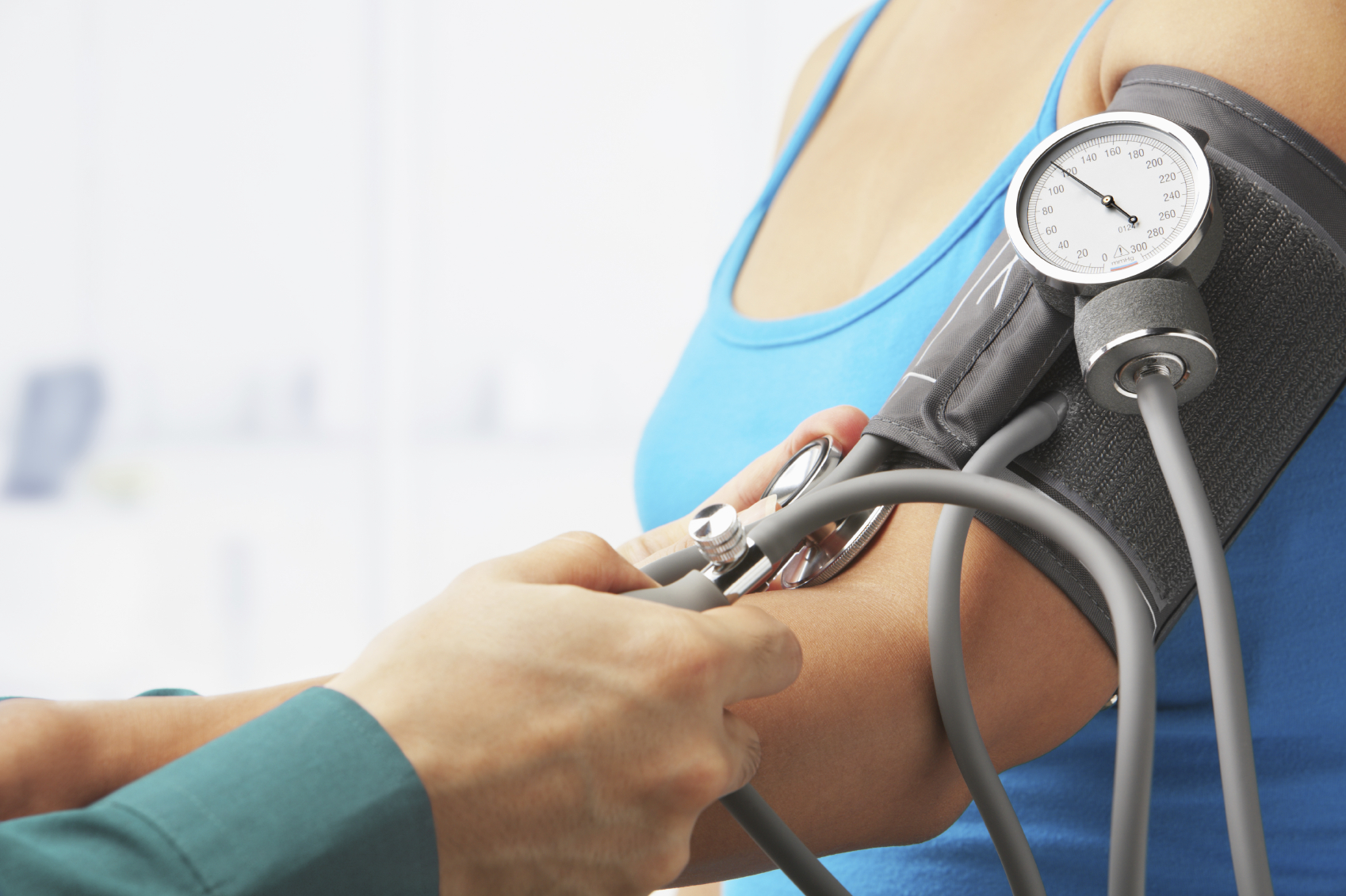 Mild High Blood Pressure In Young Adults Linked To Heart