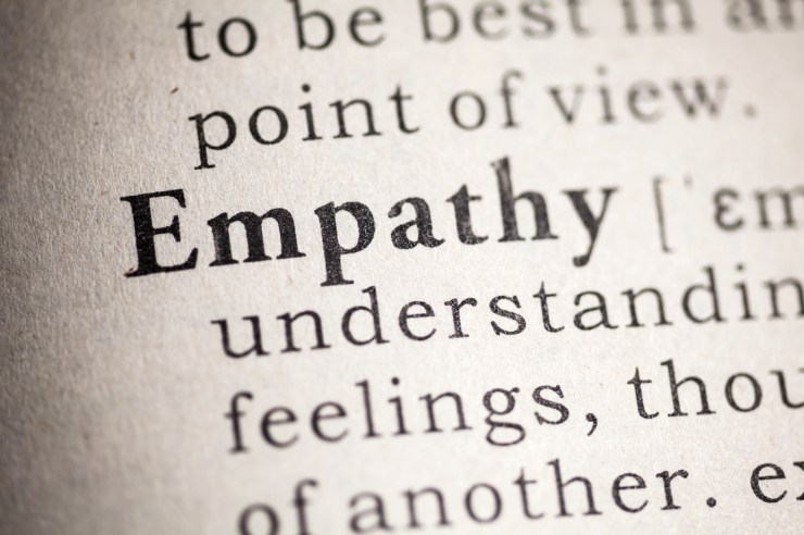 Image result for Is Empathy a Hazard to Your Health?