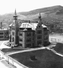 The original HHS as it appeared in 1934