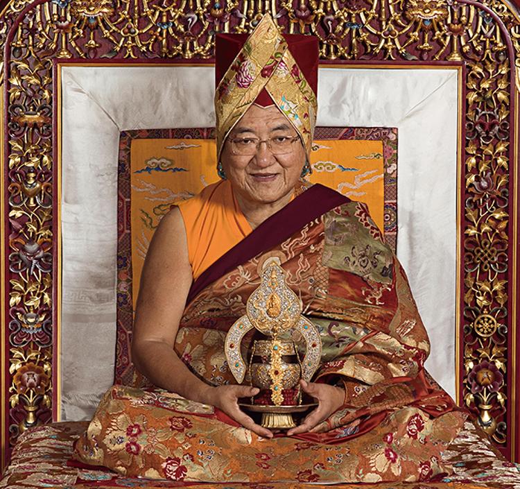Gongma Trichen Rinpoche