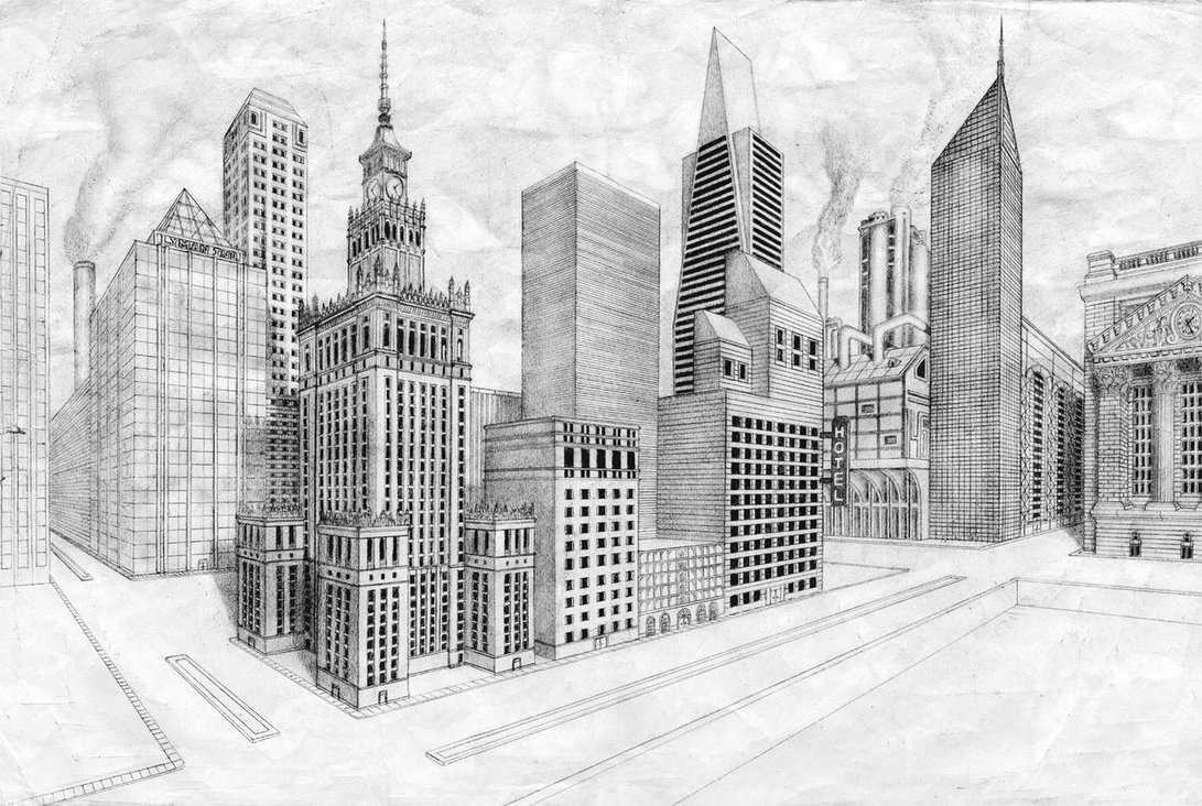 Point 1 City Perspective