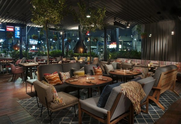 las vegas hotels with kitchen kitchens pictures west hollywood restaurant and nightlife | hyde sunset ...