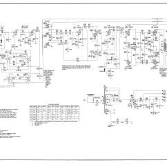Parallel Speaker Wiring Diagram Briggs And Stratton Be Antique Radio Forums • View Topic - Hh Scott 99d Mono Amp 6l6 Plate Red