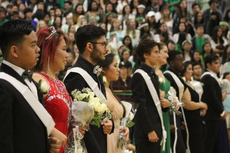 Homecoming court profiles