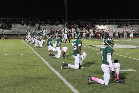 Mustangs fall in homecoming game