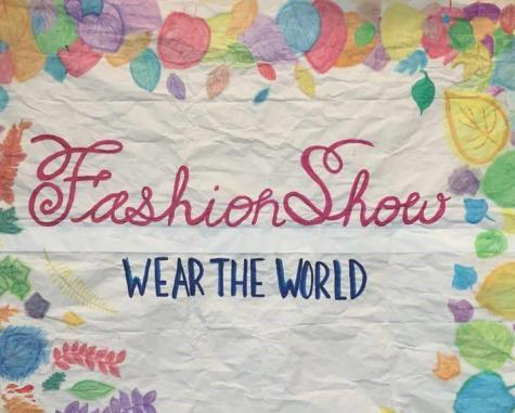 Fashion club hosts annual community fashion show
