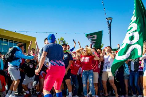 Homecoming 2016 kicks off