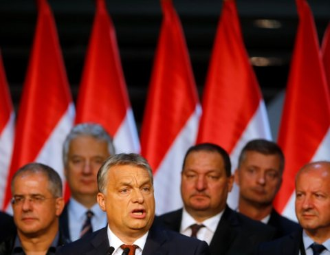 """[The EU is trying to turn Europe] into a continent with a mixed population and mixed culture,"" Hungarian prime minister Viktor Orbán said in response to the Sept. 6 ruling ordering all EU nations to adhere to their migrant quotas, according to ABC News. Photo courtesy of Reuters"
