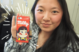 """My phone is a way for me to express myself, I can decorate it and style it however I want,"" senior Casidy Chen said."