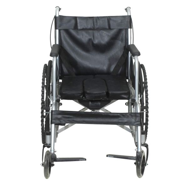 Foldable-Seat-Commode-Wheelchair