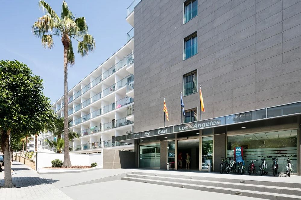 Best Los Angeles Hotel Salou Costa Dorada Spain Travel