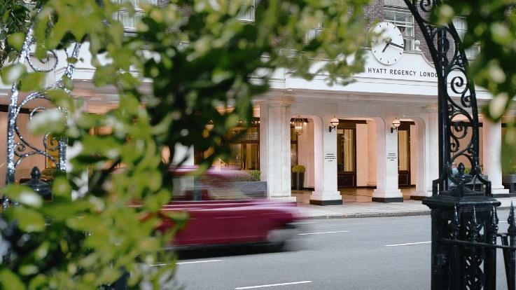 Hyatt Regency The Churchill Hotel West End Of London