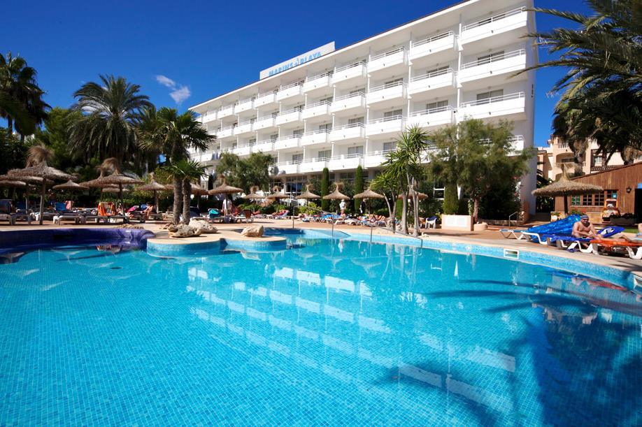 Marins Playa Apartments Cala Millor Majorca Spain