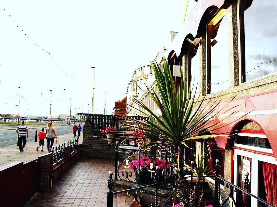 Balmoral Hotel Blackpool Lancashire United Kingdom