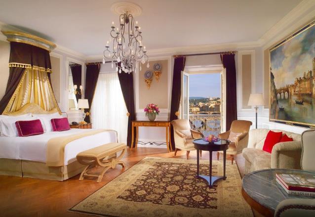 St Regis Florence Florence Italy Emirates Holidays