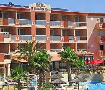 Grand Hotel Les Flamants Roses Canet En Roussillon