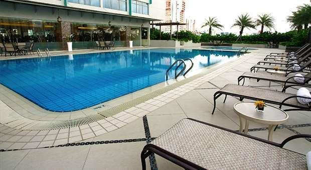 Parkroyal On Kitchener Road Hotel Singapore Island