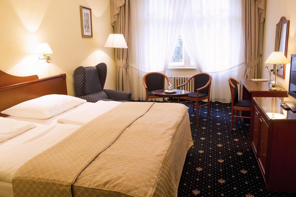 Romance Puskin Hotel Karlovy Vary Czech Republic