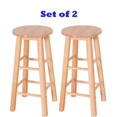 24 Dining Chairs Ice Fishing Chair Shelter Set Of 2 Wood Counter Stools Bar Kitchen
