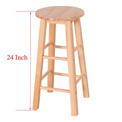 Stool Chair For Kitchen Counter Celebrity Accessories Set Of 2 Wood Stools Bar Dining