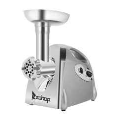 Electric Grinder Kitchen Stools With Back 1200w Meat Home Industrial