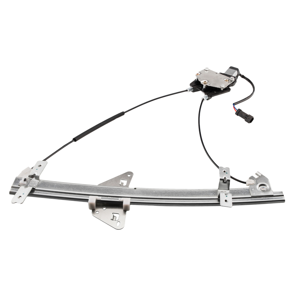 Power Window Regulator w/Motor Front Left Driver Side for