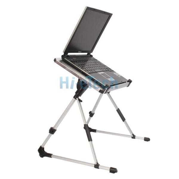 Hot Adjustable Vented Laptop Table Computer Desk Portable Bed Tray Stand