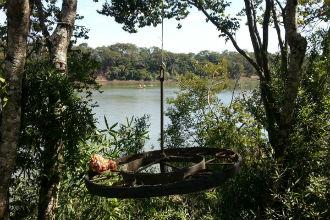 Barra do Monjolo: a beleza do rústico